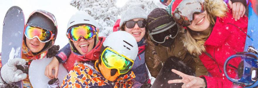 Team building au ski